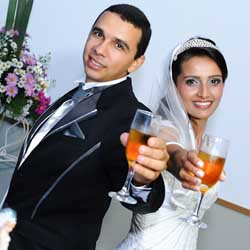 Marcelo e Lígia se casam!