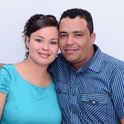 Casamento civil de de Micheli e Claudinei