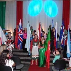 Festa das Nações da Igreja Renovada - 1º dia