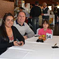 Almoço Dia dos Pais no restaurante O Barracão