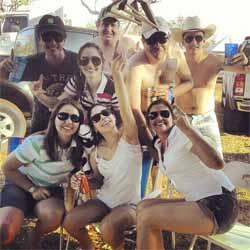 Paraguacuenses curtem a Festa do Peão de Barretos