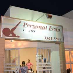 Personal Fisio Pilates faz sorteio para clientes