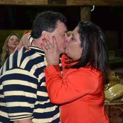 João Mendes comemora aniversário com festa