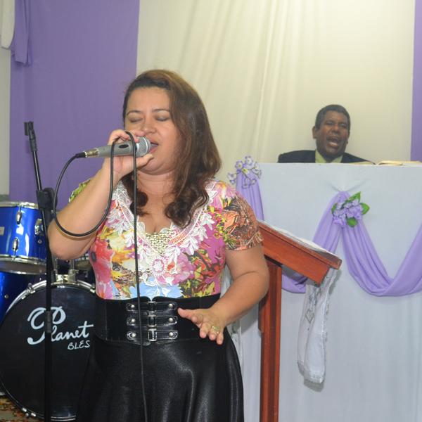 Comemoração do 19º ano da Igreja Pentecostal