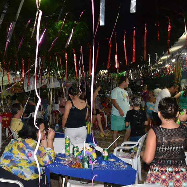 PTC realiza festa de Carnaval em sua sede esportiv
