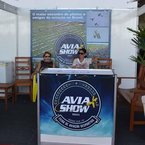 Maior encontro de pilotos e amigos da aviação no Brasil em Regente Feijó