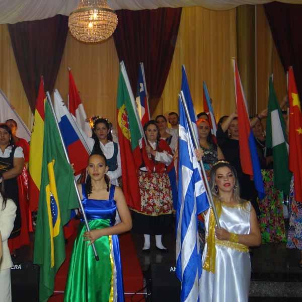 13ª Festa das Nações da II Igreja Presbiteriana Renovada