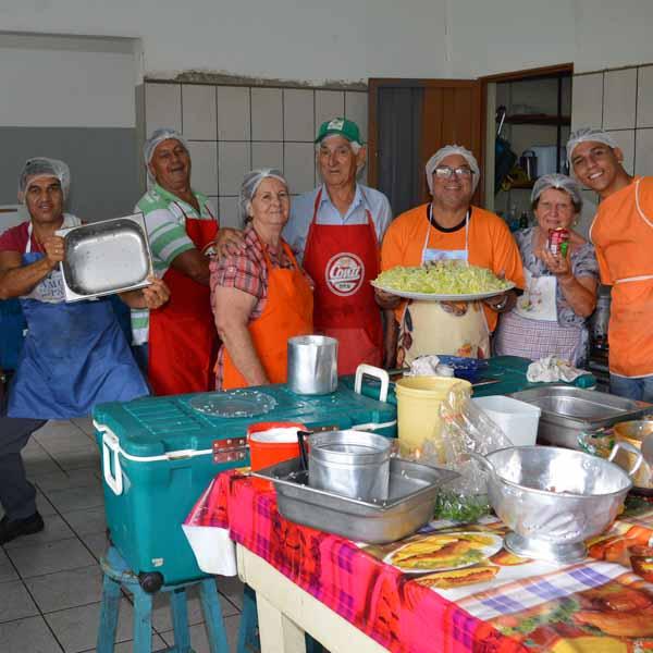12º Almoço da Família é realizado em Paraguaçu Paulista