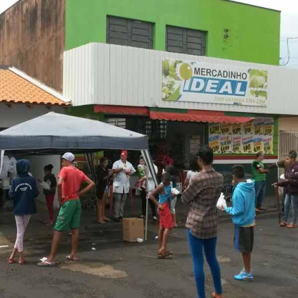Mercado Ideal prepara tarde especial para a criançada