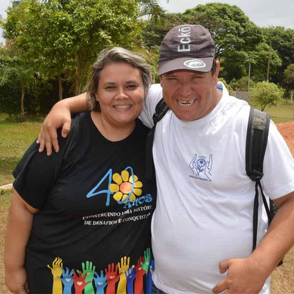 Alunos da Apae ganham churrasco por mais um ano