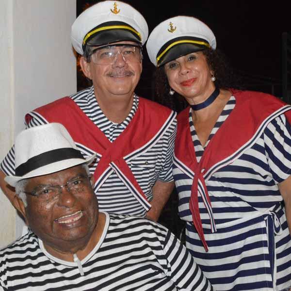 Com marchinhas e muita diversão, Rotary Club realiza 'Carnaval dos Bons Tempos'
