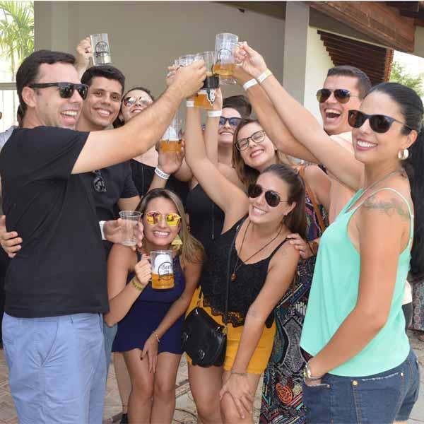 BeerDay reúne dez cervejeiros da região em Paraguaçu Paulista