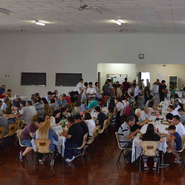 2º Encontro de ex-paraguaçuenses da colônia japonesa é realizado na ACEPP