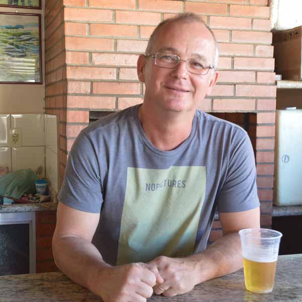 Luis Antonio Tayetti reúne a galera em seu aniversário