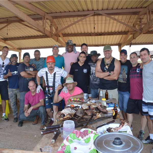 Amigos de Operação Especial do Exército se reúne em Paraguaçu