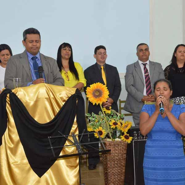 Igreja Assembleia de Deus Ministério Perus celebra 18º aniversário