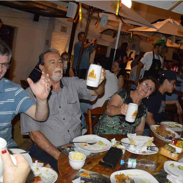 Luss Cervejaria realiza três dias de Oktoberfest