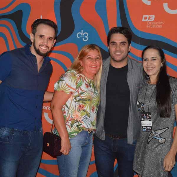 Show Acústico D3 é sucesso em Paraguaçu Paulista