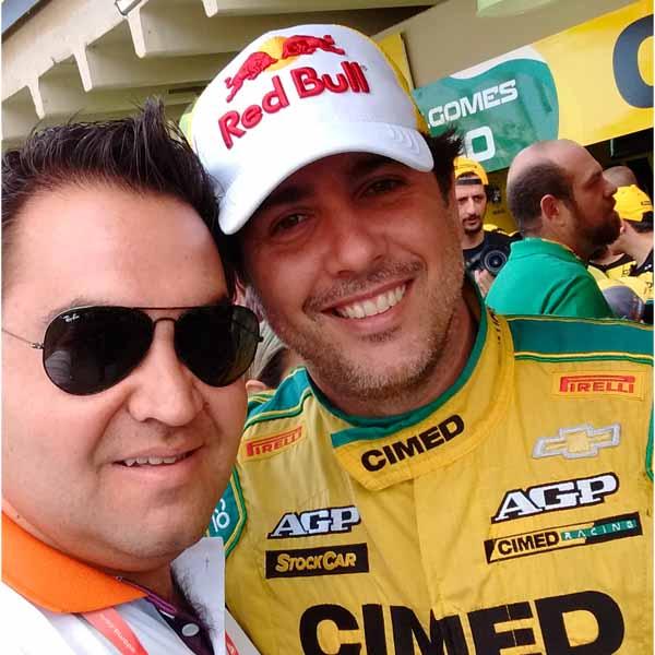 Paraguaçuense participa da final do campeonato de Stock Car
