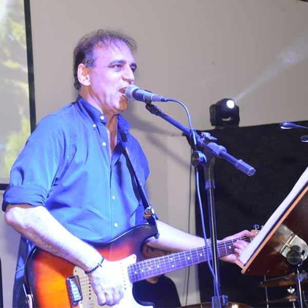 Fraternidade In Concert faz tributo ao rock em Paraguaçu Paulista