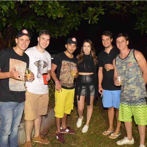 Trap Eventos realiza grande festa no Banespinha
