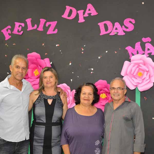 Mães de Borá celebram o seu dia em grande evento