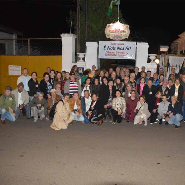 Encontro de amigos que viveram em Paraguaçu Paulista nos anos 60. – Parte 1