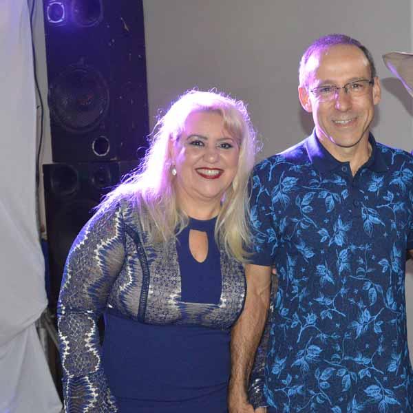 PM Ten. Cel. Ailton Crispin realiza grande festa para comemorar os seus 51 anos