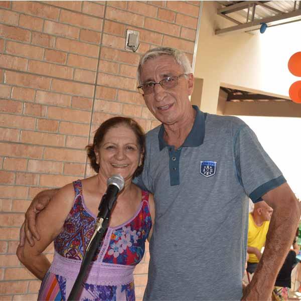 Luiz Decanini comemora os seus 67 anos de vida