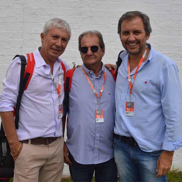 Amigos paraguaçuenses participam do GP Brasil de Fórmula 1 - Parte 2