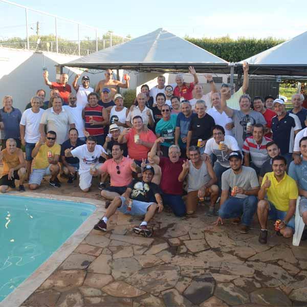 6º Encontro Amigos dos Anos 80 reúne, e é realizado - P3