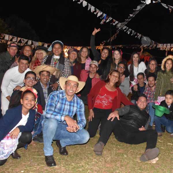 3º Arraiá da Familia Viana Rodrigues