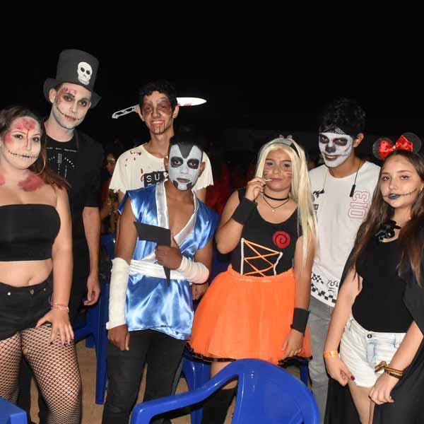 Fisk Halloween: Pura Diversão!
