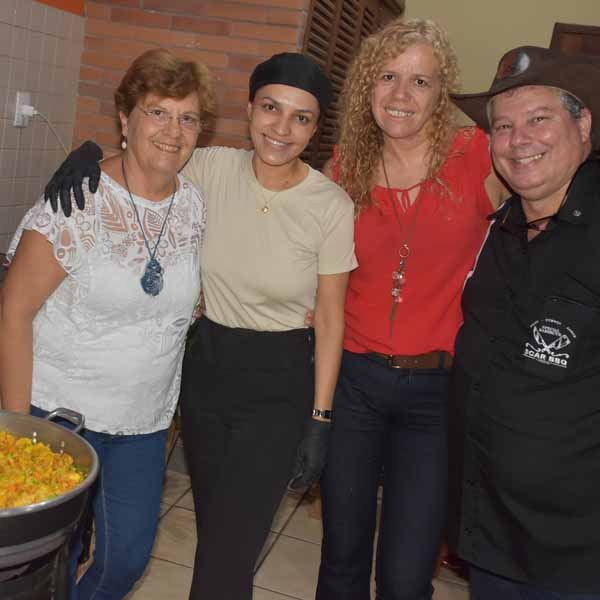 """""""Cabana Flor"""" inova e oferece a Paraguaçu uma deliciosa Paella Caipira"""