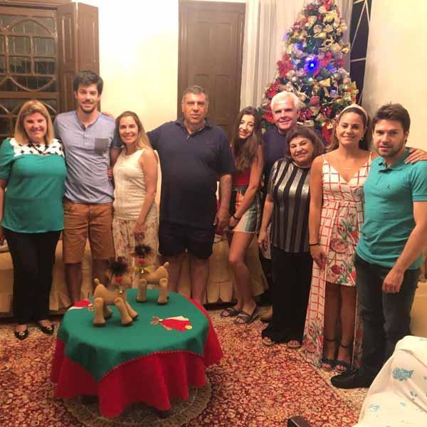 Chegada do Natal é celebrada com união de famílias e amigos em Paraguaçu Paulista