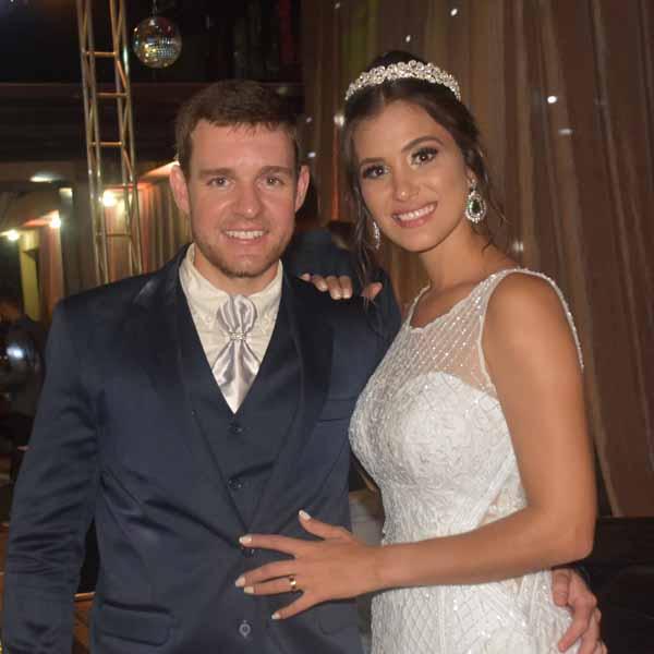 Casamento de Jéssica Silva e Roberlei Domingues Jr.