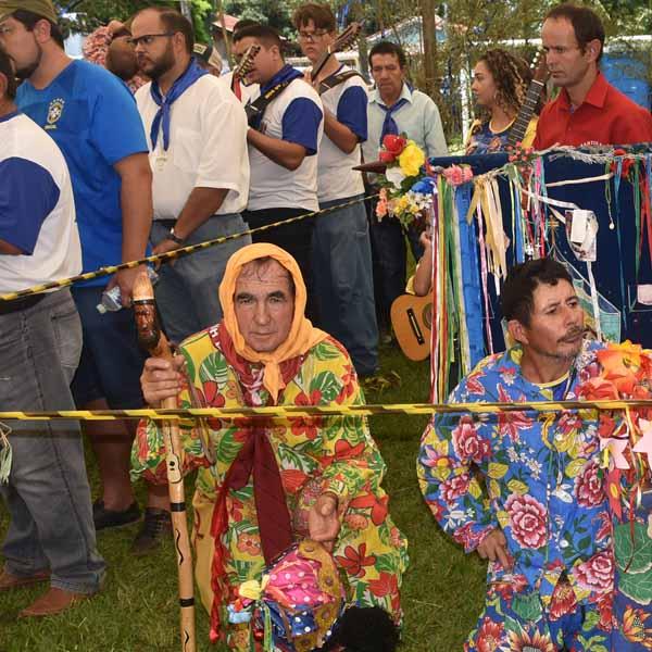 Festa de Santos Reis é realizada em Maracaí