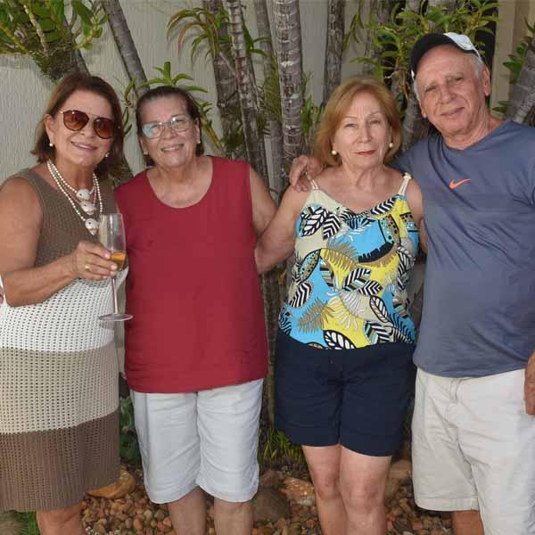 Família Maffei realiza 4º encontro.