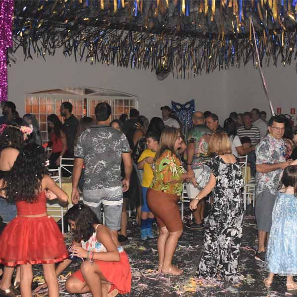 """4ª edição do """"Carnaval dos Bons Tempos"""" no Rotary Cub"""