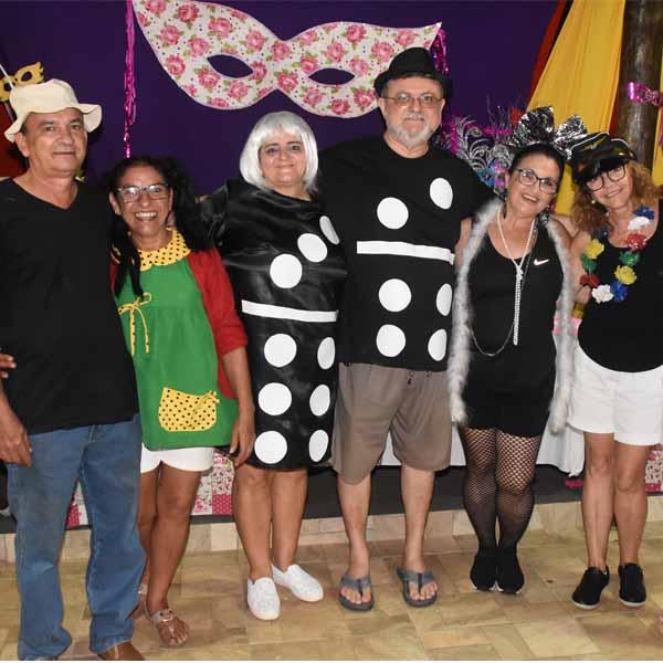 Carnaval a Fantasia no Sítio Água da Mentira