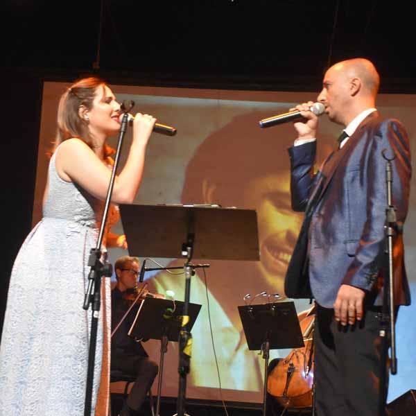 Tributo a Andrea Bocelli no Teatro Municipal