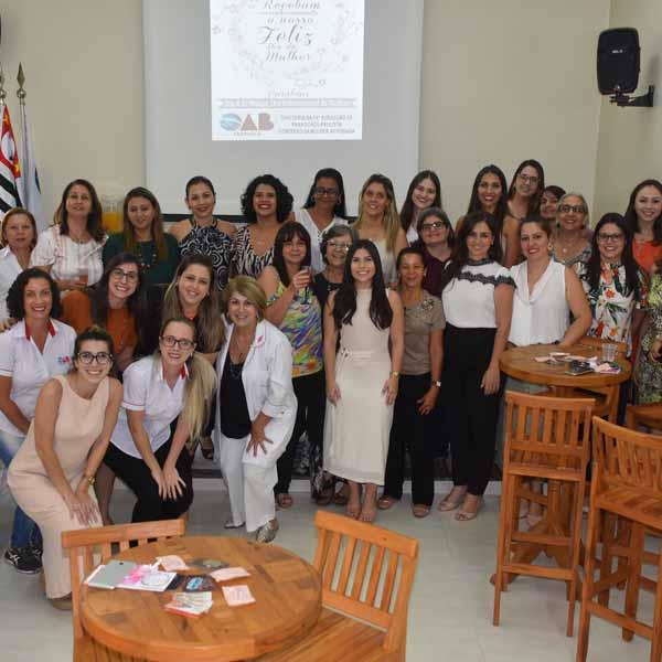 O.A.B comemora o Dia Internacional da Mulher