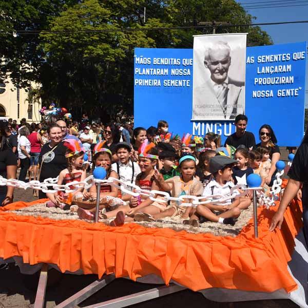 Paraguaçu Paulista comemora 95 anos