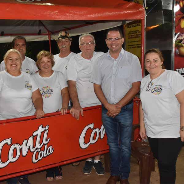 Realizado em nossa cidade, 1º Food Trucks Festival