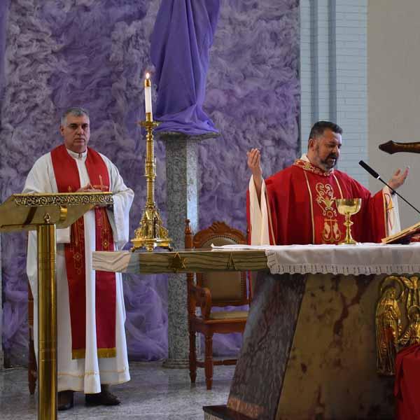 Celebrações da Semana Santa em Paraguaçu