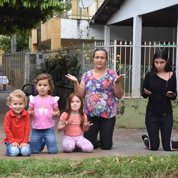 Terça com o Santíssimo em Conceição Monte Alegre