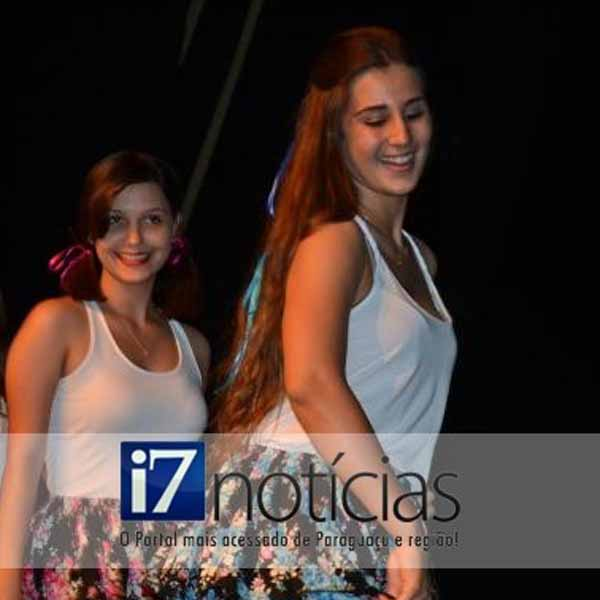 RETROSPECTIVA - 24/10/2013 - 6º Show de Talentos do GEP é sucesso