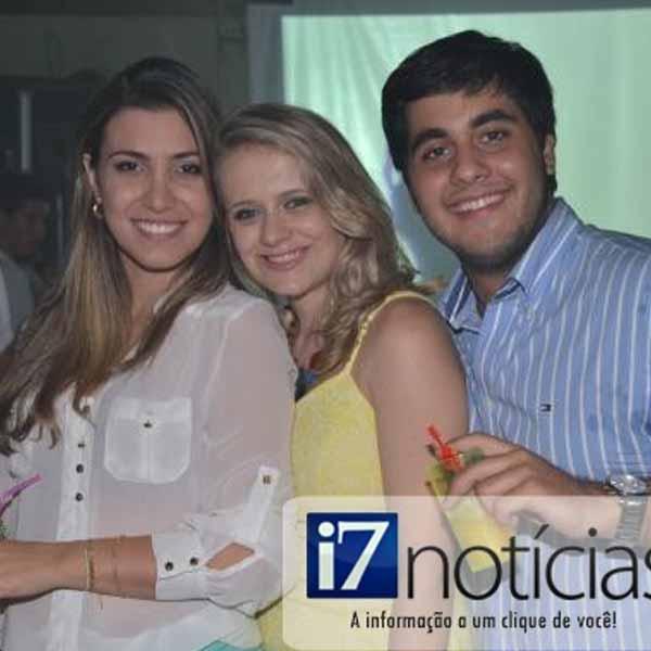 RETROSPECTIVA - 31/12/2013 - Família Garms comemora a chegada de 2014