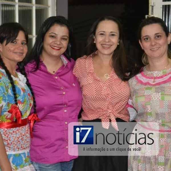 RETROSPECTIVA - 14/07/2014 - Santa Casa realiza arraiá no Rotary Club