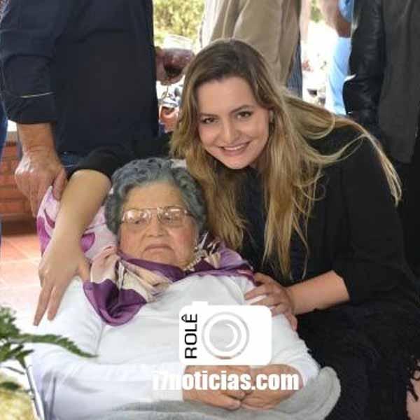 RETROSPECTIVA - 28/07/2014 - Dona Irma Wirgues comemora seus 89 anos com festa